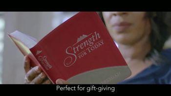 Strength For Today Devotional TV Spot, 'As the Sun Rises' - Thumbnail 8