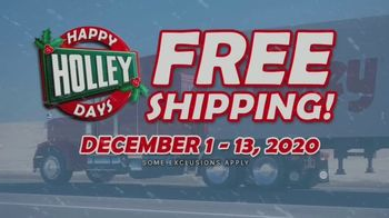 Happy Holley Days TV Spot, 'Free Shipping on All Orders' - Thumbnail 3