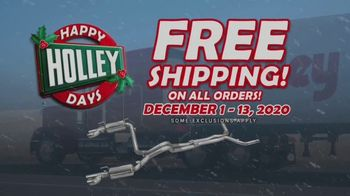 Happy Holley Days TV Spot, 'Free Shipping on All Orders' - Thumbnail 4