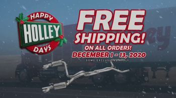 Happy Holley Days TV Spot, 'Free Shipping on All Orders' - Thumbnail 5