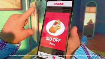 Grubhub TV Spot, 'Wiggle for Perks' Song by Bomba Estereo - Thumbnail 2
