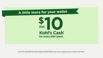 Kohl's TV Spot, 'Check Off Your Holiday List: Nike, Adidas, Koolaburra & Levi's' - Thumbnail 8