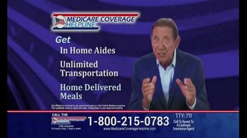 Medicare Coverage Helpline TV Spot, 'Attention: Entitled to Save Money' Featuring Joe Namath - Thumbnail 3