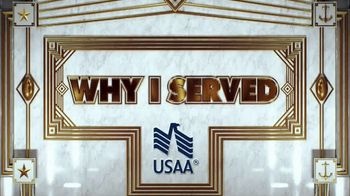 USAA TV Spot, 'Why I Served: R.B. Green' - Thumbnail 1