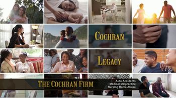 The Cochran Law Firm TV Spot, 'Karen: A Lawyer for the People' - Thumbnail 2