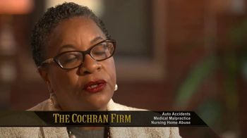 The Cochran Law Firm TV Spot, 'Karen: A Lawyer for the People' - Thumbnail 3
