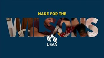 USAA TV Spot, 'Made for the Wilsons' - Thumbnail 1