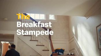 McDonald's 2 for $2 Mix & Match TV Spot, 'Breakfast Stampede' - Thumbnail 4
