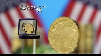 National Collector's Mint 2021 Gold Buffalo Tribute Proof TV Spot, 'Look Closely' - Thumbnail 5