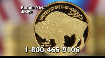National Collector's Mint 2021 Gold Buffalo Tribute Proof TV Spot, 'Look Closely' - Thumbnail 9