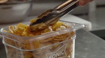 Sonic Drive-In Fritos Chili Cheese Jr. Wrap TV Spot, 'Perfecto' [Spanish] - Thumbnail 4