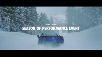 Acura Season of Performance Event TV Spot, 'An Untouched Winter' [T2] - Thumbnail 6