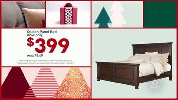 Ashley HomeStore Black Friday Weekend Sale TV Spot, 'Doorbusters: $399 Queen Panel Bed' - Thumbnail 3