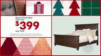 Ashley HomeStore Black Friday Weekend Sale TV Spot, 'Doorbusters: $399 Queen Panel Bed' - Thumbnail 4