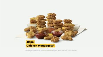 McDonald's Chicken McNuggets TV Spot, 'The YESSSSSS! Meal' - Thumbnail 9
