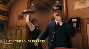 AMC+ TV Spot, 'The Polar Express' Song by Tom Hanks - Thumbnail 3