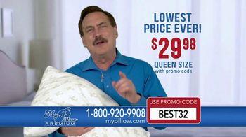 My Pillow Premium TV Spot, 'Lowest Price Ever: $29.98' - Thumbnail 8