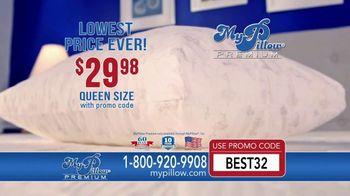 My Pillow Premium TV Spot, 'Lowest Price Ever: $29.98' - Thumbnail 9