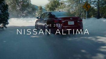 2021 Nissan Altima TV Spot, 'That's Why' Song by John Rowcroft, Tarek Modi [T2] - Thumbnail 7