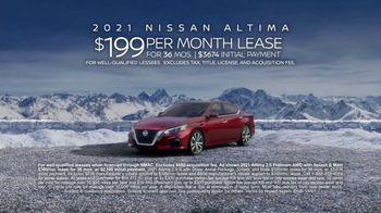 2021 Nissan Altima TV Spot, 'That's Why' Song by John Rowcroft, Tarek Modi [T2] - Thumbnail 8