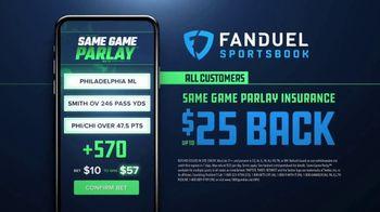 FanDuel Sportsbook TV Spot, 'Another Pretty Good Tweet: $25' - Thumbnail 7