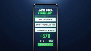 FanDuel Sportsbook TV Spot, 'Another Pretty Good Tweet: $25' - Thumbnail 6