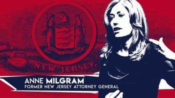 The Oath TV Spot, 'Anne Milgram: A City Invincible' - 20 commercial airings