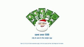Meijer TV Spot, 'Everything You Need: Santa Bucks' - Thumbnail 9