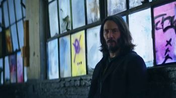 Cyberpunk 2077 TV Spot, 'The Future Is Out Now' Featuring Keanu Reeves, Song by Billie Eilish - Thumbnail 1