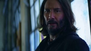 Cyberpunk 2077 TV Spot, 'The Future Is Out Now' Featuring Keanu Reeves, Song by Billie Eilish - Thumbnail 4