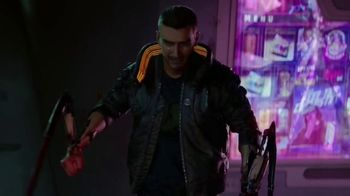 Cyberpunk 2077 TV Spot, 'The Future Is Out Now' Featuring Keanu Reeves, Song by Billie Eilish - Thumbnail 6