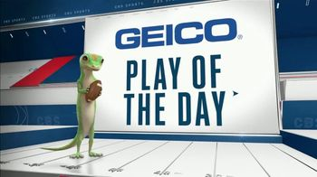 GEICO TV Spot, 'Play of the Day: Diontae Spencer' - Thumbnail 9