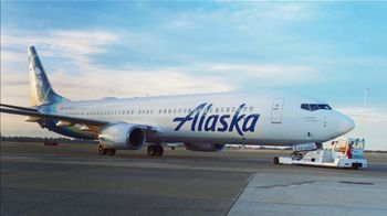 Alaska Airlines TV Spot, 'Book Now. Mask up. Let's Go.' Featuring Russell Wilson - Thumbnail 1