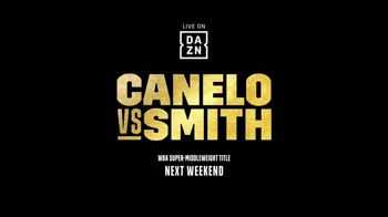 DAZN TV Spot, 'Canelo vs. Smith' - Thumbnail 9