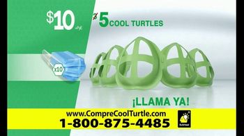 Cool Turtle TV Spot, 'Adaptador cómodo: dos más gratis' [Spanish] - Thumbnail 7