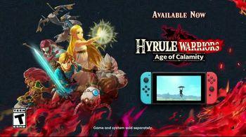 Nintendo Switch TV Spot, 'Hyrule Warriors: Age of Calamity' - Thumbnail 10