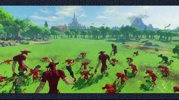 Nintendo Switch TV Spot, 'Hyrule Warriors: Age of Calamity' - Thumbnail 3