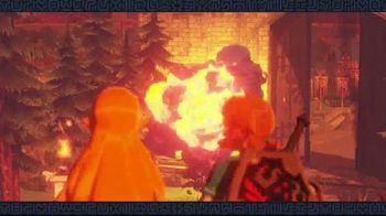 Nintendo Switch TV Spot, 'Hyrule Warriors: Age of Calamity' - Thumbnail 7