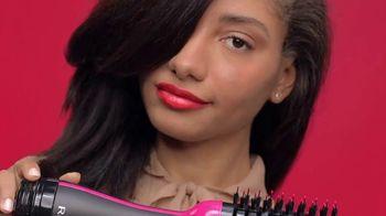 Revlon Salon One-Step Hair Dryer and Volumizer TV Spot, 'Dare to Skip the Salon'