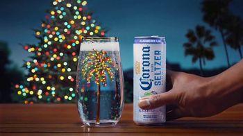 Corona Hard Seltzer TV Spot, 'Feliz Navidad'