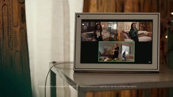 Portal from Facebook TV Spot, 'Portal Holiday: Glamming With Rebel Wilson: No Offer' - Thumbnail 2