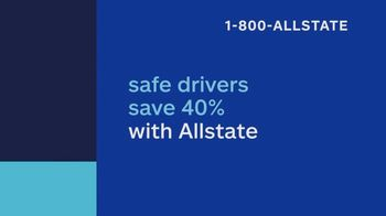 Allstate TV Spot, 'Holidays: Over the River and Through the Woods' - Thumbnail 5