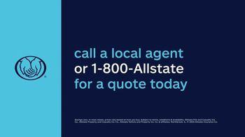 Allstate TV Spot, 'Tis the Season to Save a Bundle' - Thumbnail 7