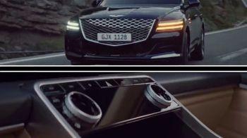 2021 Genesis GV80 TV Spot, 'Boundless' Song by Kadavar [T1] - Thumbnail 3