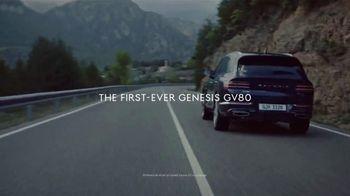 2021 Genesis GV80 TV Spot, 'Boundless' Song by Kadavar [T1] - Thumbnail 5