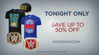 WWE Shop TV Spot, 'Holiday Browsing: Save Up to 50% Off' - Thumbnail 7