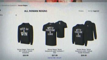 WWE Shop TV Spot, 'Holiday Browsing: Save Up to 50% Off' - Thumbnail 2