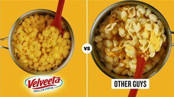 Velveeta Shells and Cheese TV Spot, 'Velveeta vs. The Other Guys' - Thumbnail 6