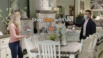 Ashley HomeStore Weekend Sale TV Spot, '20% Off Storewide: Shop Safe' - Thumbnail 8