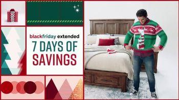 Ashley HomeStore Black Friday TV Spot, 'Holidays: 7 Days of Savings' - Thumbnail 2